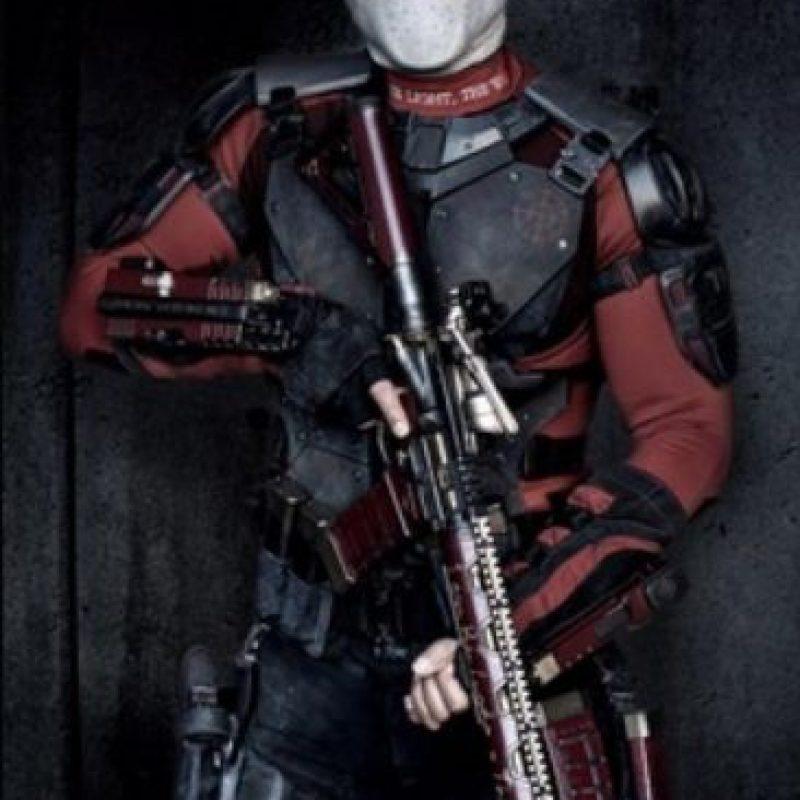 """Deadshot"" Foto:vía twitter.com/davidayermovies"