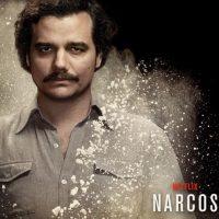 Y este es el look de Moura como Pablo Escobar. Foto:vía instagram.com/narcos