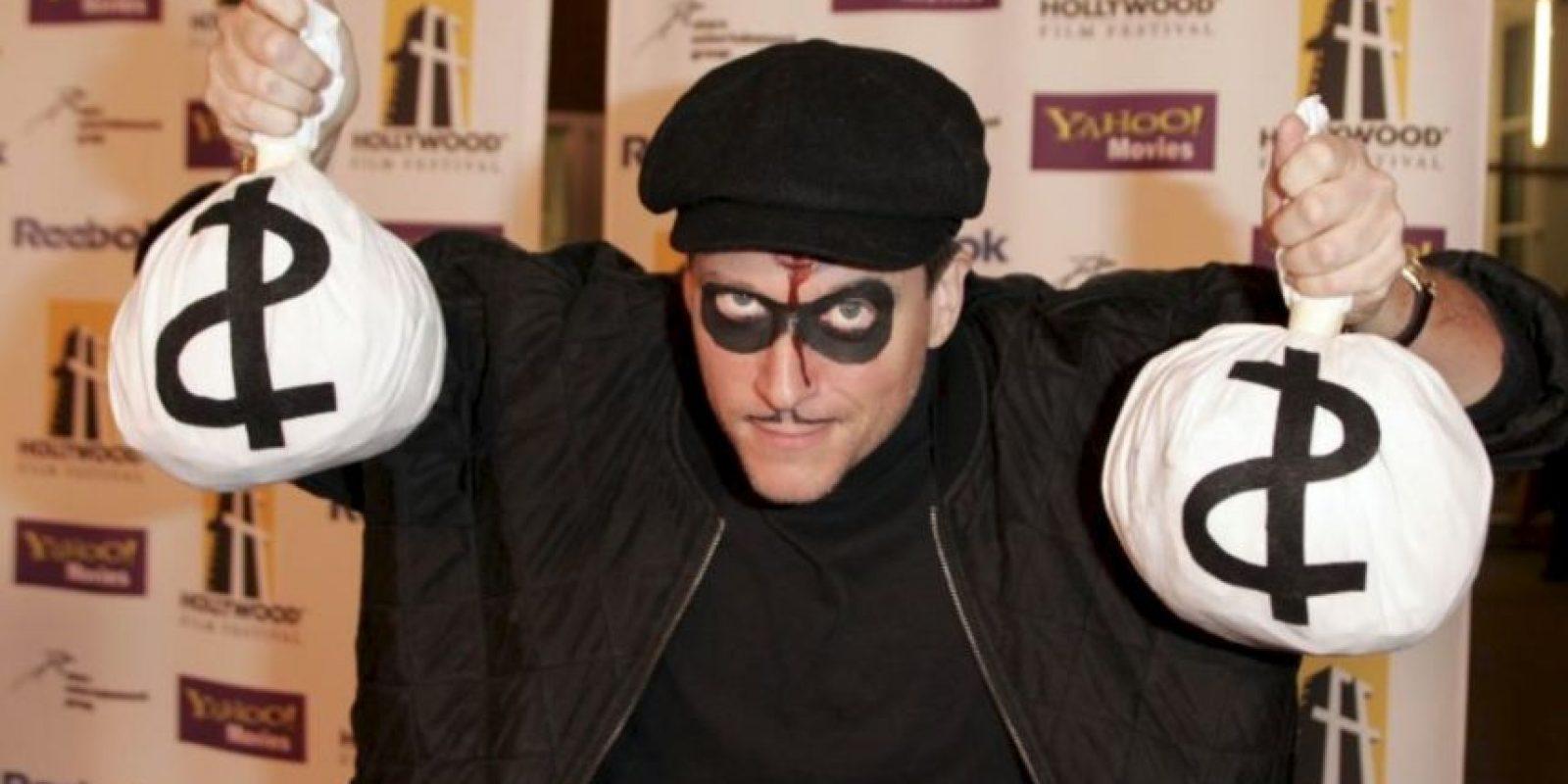 Ladrón de bancos da consejos por Internet Foto:Getty Images