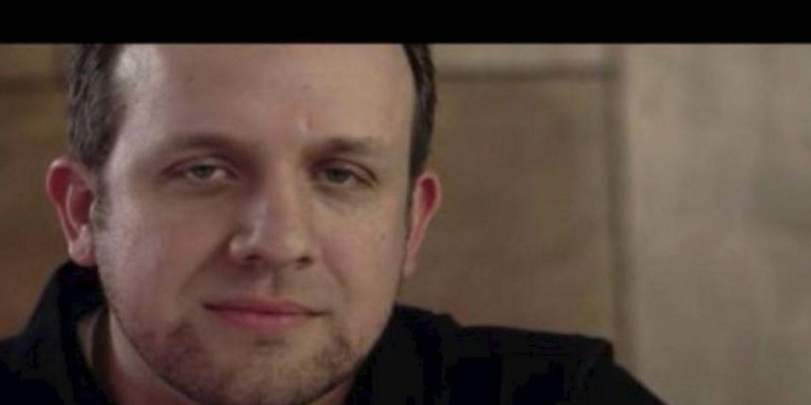 Se trata de Clay Turney, quien nunca fue capturado por la policía. Quiere publicar un libro sobre cómo robar bancos le cambió la vida Foto:YouTube- Archivo