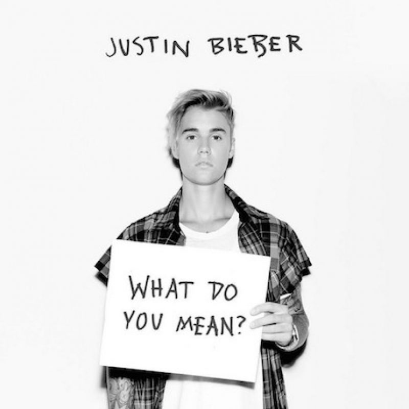 """What Do You Mean"" es el primer single del próximo álbum de Justin Bieber Foto: Instagram/JustinBieber"