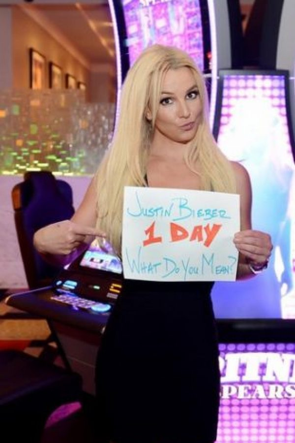 Britney Spears Foto:Instagram/JustinBieber