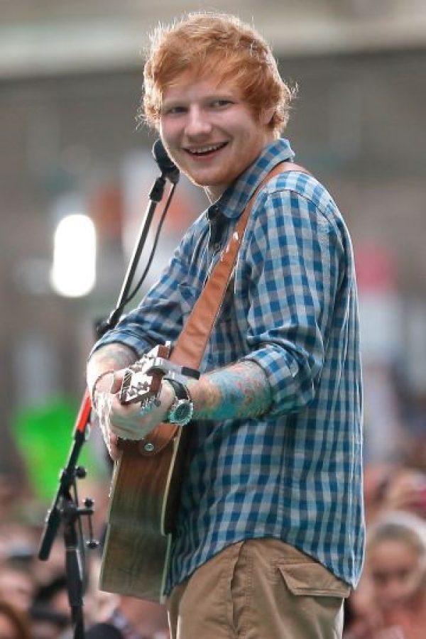 El cantante engañó a sus fans en Instagram. Foto:Getty Images