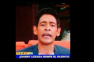 Johnny Lozada Foto:vía instagram.com/johnnylozada