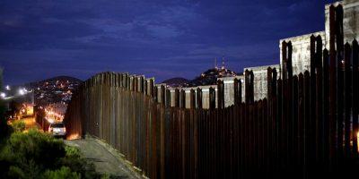 Frontera de Estados Unidos y México Foto:Getty Images