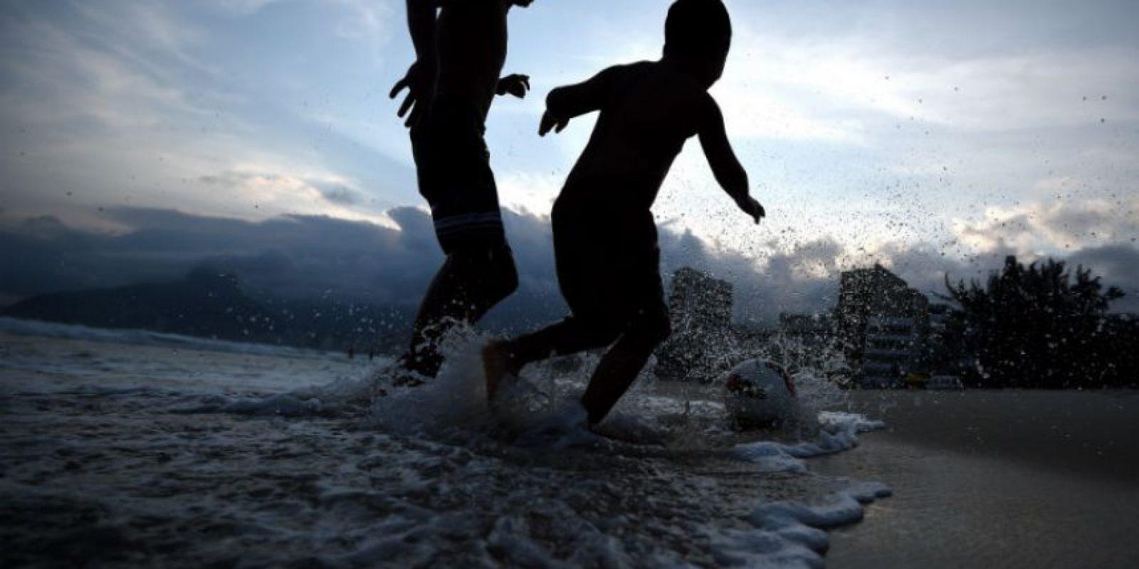 En ocasiones los ladrones no son adolescentes. Foto:Getty Images