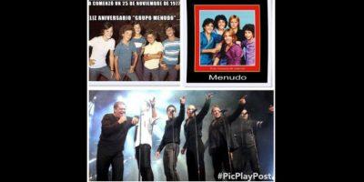 Ahora, Lozada anunció que la banda quedó disuelta. Foto:vía instagram.com/johnnylozada