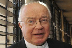 Jozef Wesolowski se ordenó sacerdote en Cracovia en 1972. Foto:AP