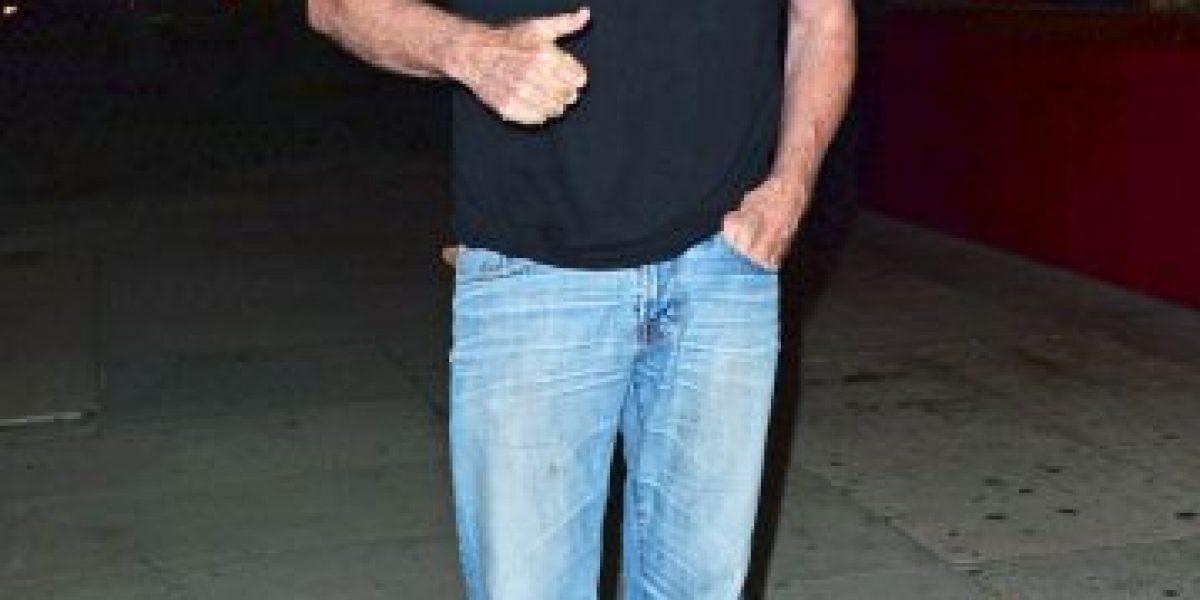 El bochornoso accidente de vestuario de John Travolta