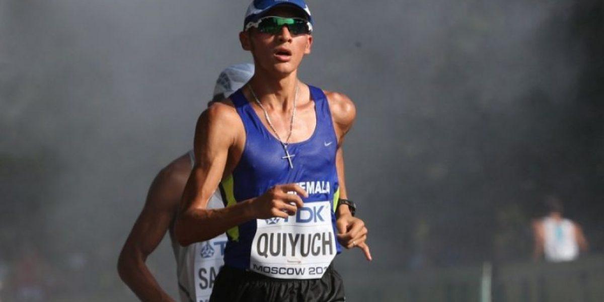 Quiyuch se une al equipo olímpico para Rio 2016