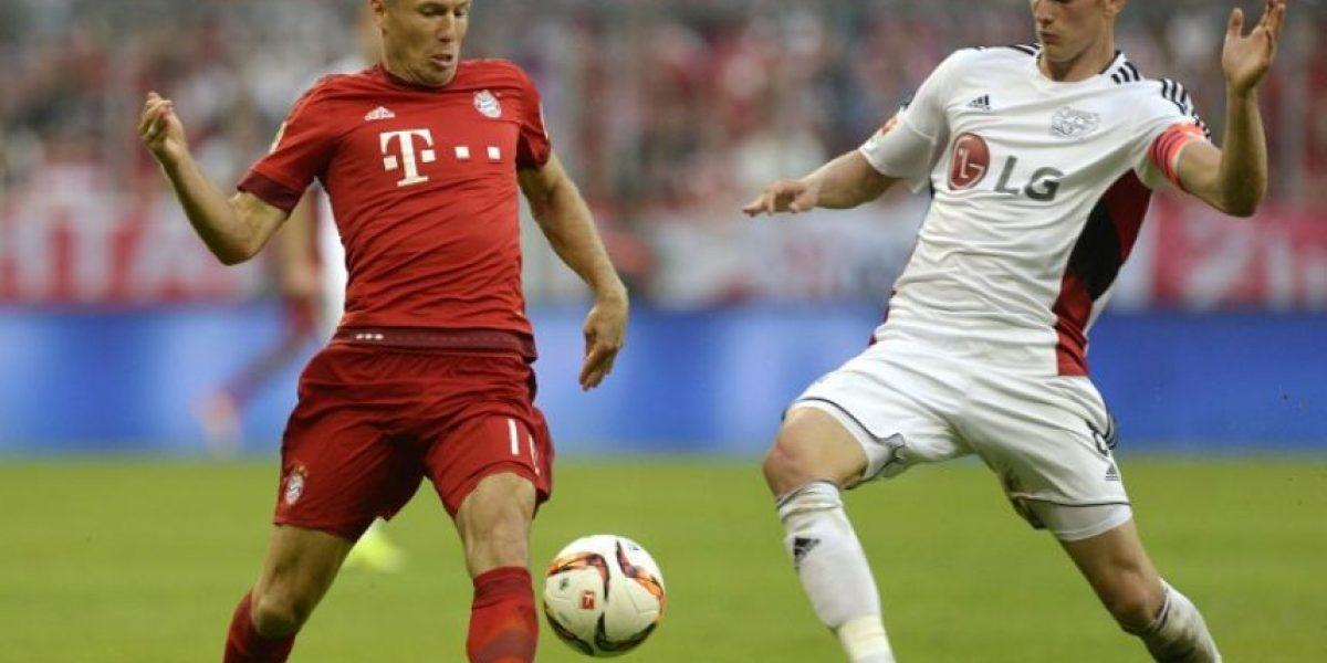 Bayern Múnich sigue invicto en la Bundesliga