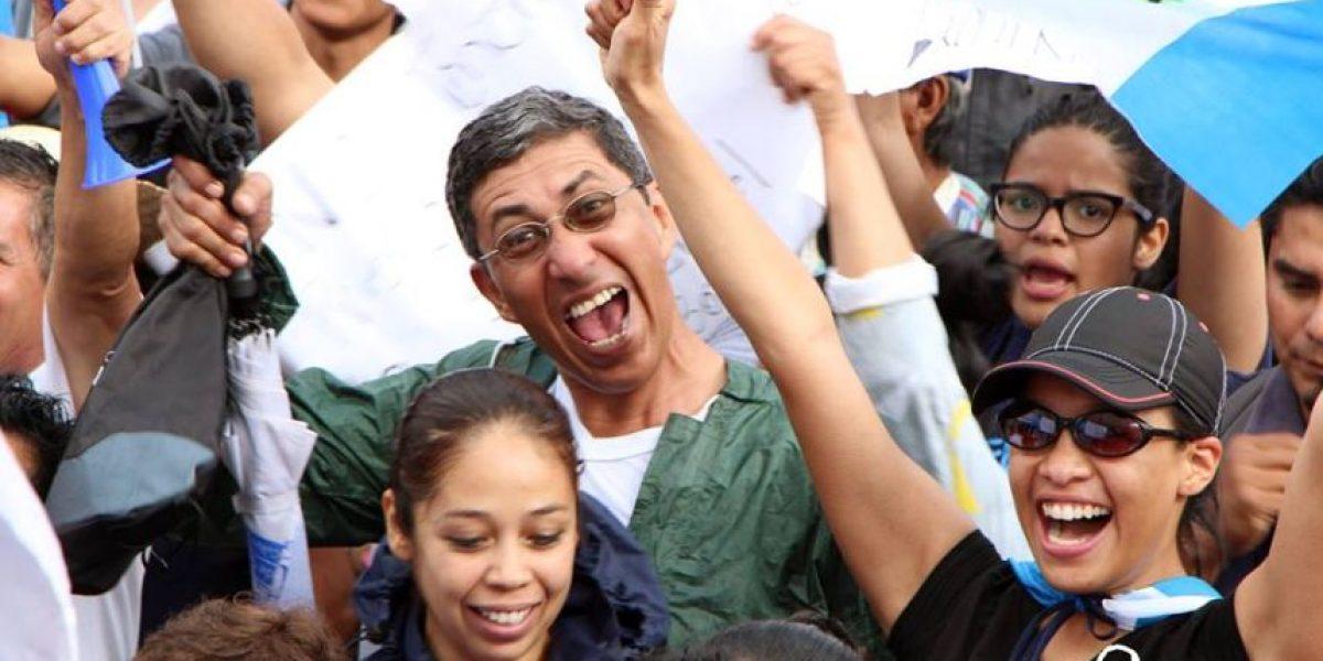 FOTOS. Así era el guatemalteco que murió dejando su corazón en la manifestación #27AGT