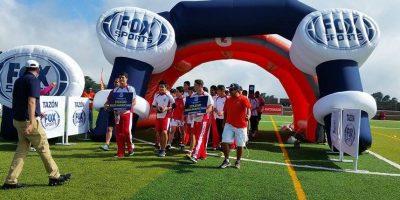 Por primera vez se juega en Guatemala un campeonato Intercolegial de Flag Football