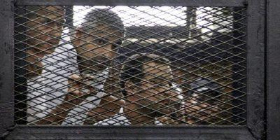 Periodistas condenados a 3 años de cárcel por presunta relación con terroristas