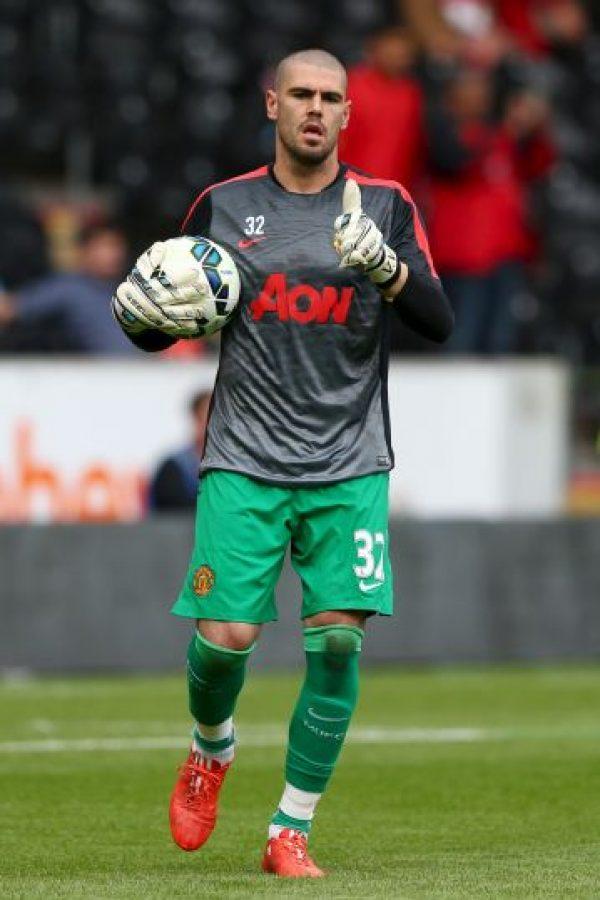 Víctor Valdés Foto:Getty Images