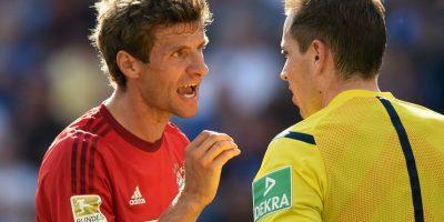 El delantero del Bayern Múnich coquetea con el Manchester United Foto:Getty Images