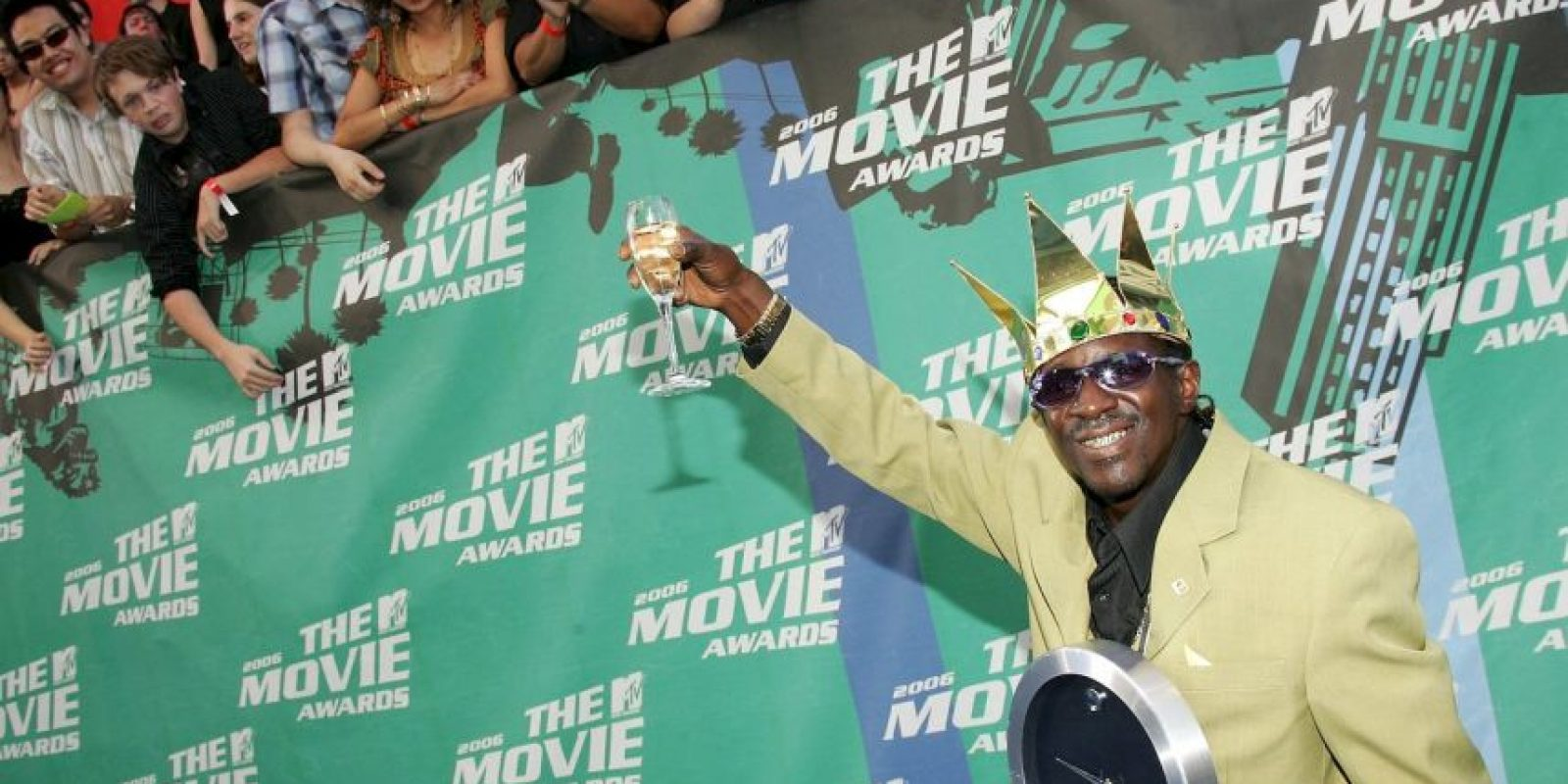 2006. Flavor Flav Foto: Getty Images