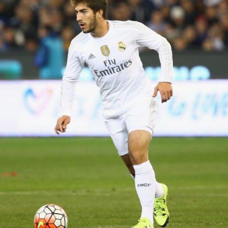 El Real Madrid lo vendería al Marsella de Francia Foto:Getty Images