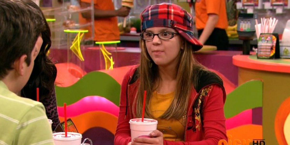 ¿Recuerdas a esta niña que salía en iCarly? Ahora es una atractiva joven