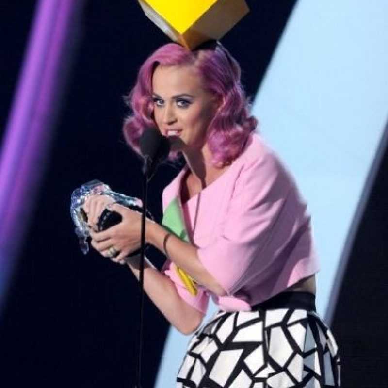 2011. Katy Perry Foto: Getty Images