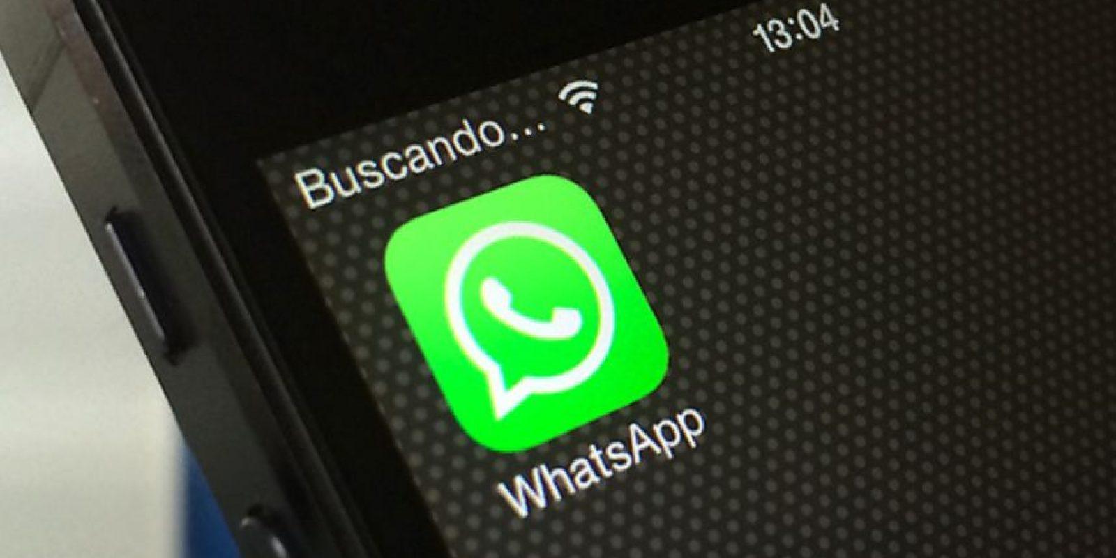 La aplicación de mensajería inició exclusivamente para los usuarios de iPhone. Foto:AP