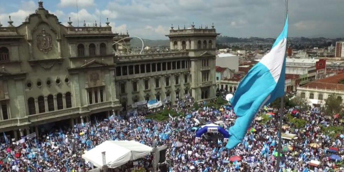 Estas imágenes aéreas demuestran que vale la pena luchar por Guatemala