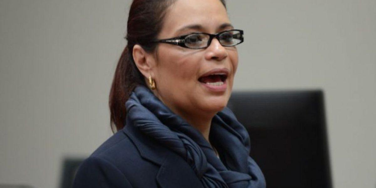 Aplazan traslado de prisión de ex vicepresidenta Baldetti