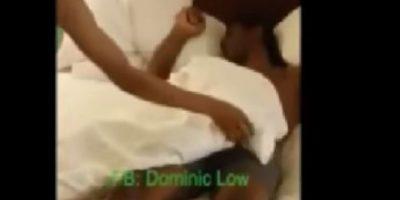 VIDEO. Su novio era infiel y en 30 segundos verás que le hizo a su miembro