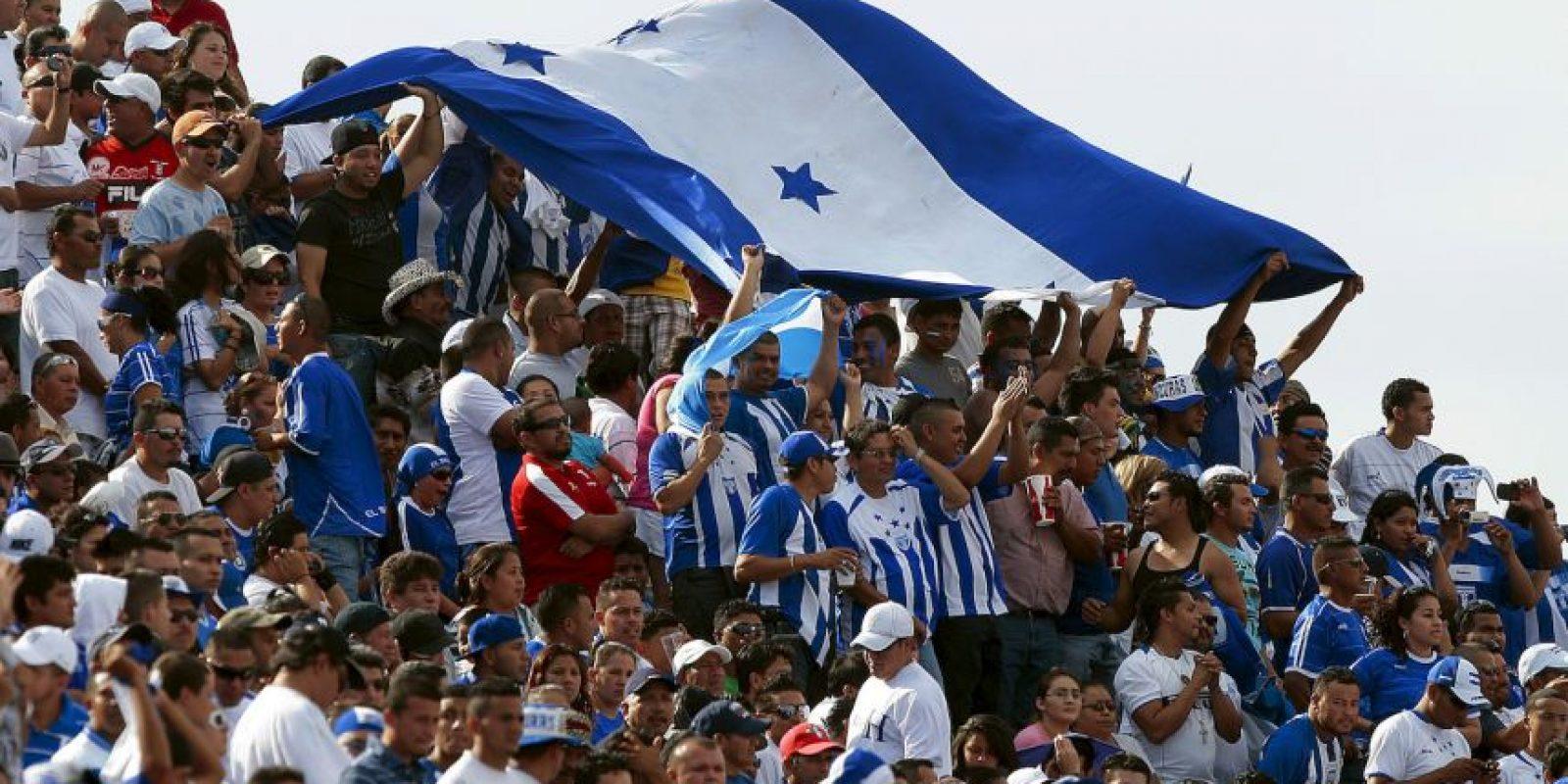 5. Honduras también registró 82 puntos Foto:Getty Images