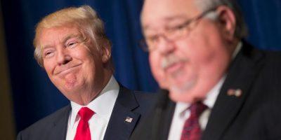 Walter Mercado, explicó que las condiciones astrológicas del nacimiento de Trump hacen que Carece totalmente de sensibilidad y de compasión. Foto:Getty Images