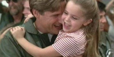 Era la hija del presidente en la cinta Foto:20th Century Fox