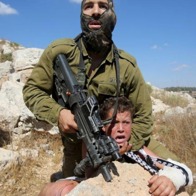 El niño tiene 11 años Foto:AFP