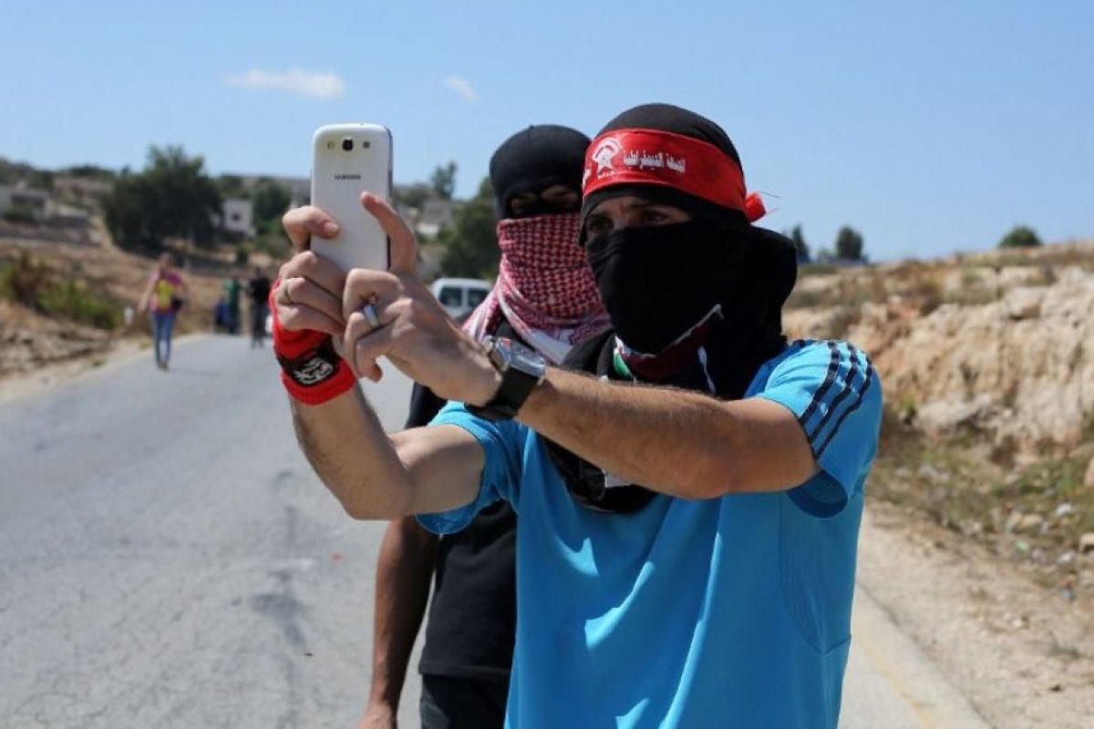 """Quien durante la ofensiva en la Franja de Gaza en 2014 abogó por """"el genocidio de esta nación"""". Foto:AFP"""