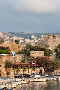 4. Biblos, en Líbano Foto:Wikimedia.org