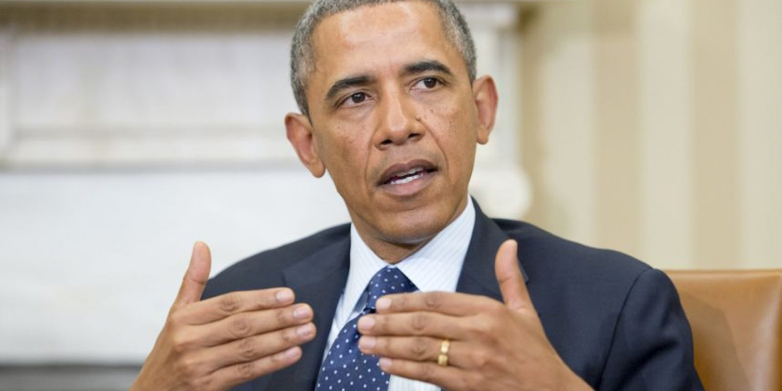 El mandatario quiere dejar su legado sobre este tema. Foto:Getty Images