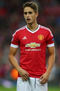 10. Adnan Januzaj Foto: Getty Images