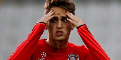 El belga de 20 años será cedido por el Manchester United al Borussia Dortmund Foto:Getty Images