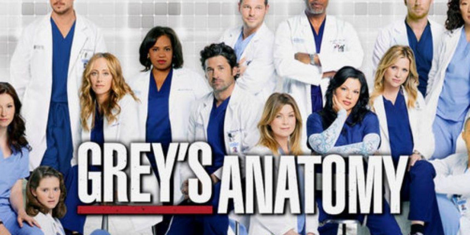 """""""Grey's Anatony – Temporada 11"""". Disponible a partir del 1 de septiembre. Foto:ABC"""