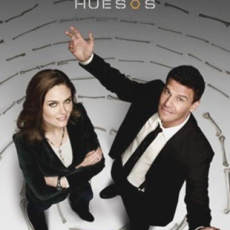 """Bones – Temporada 9"". Disponible a partir del 2 de septiembre. Foto:FOX"