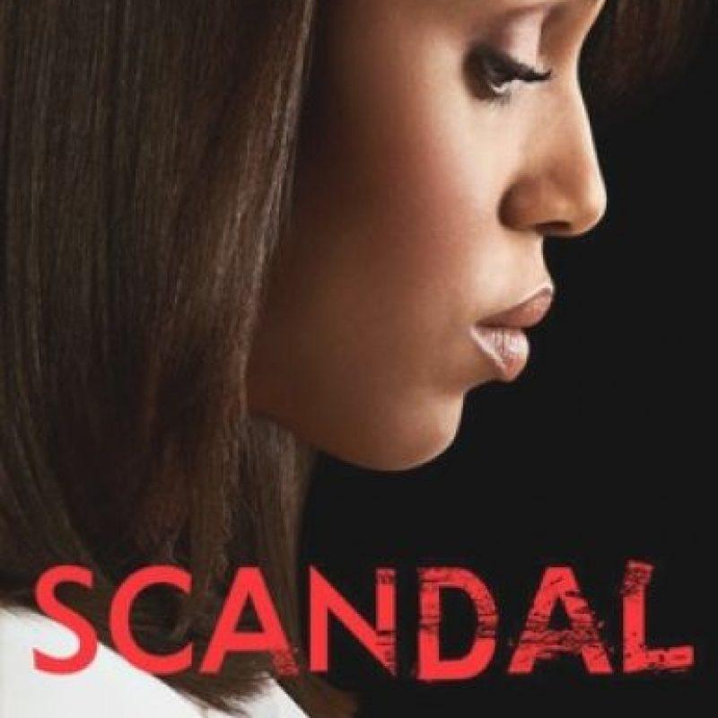 """""""Scandal – Temporada 4"""". Disponible a partir del 1 de septiembre. Foto:ABC"""