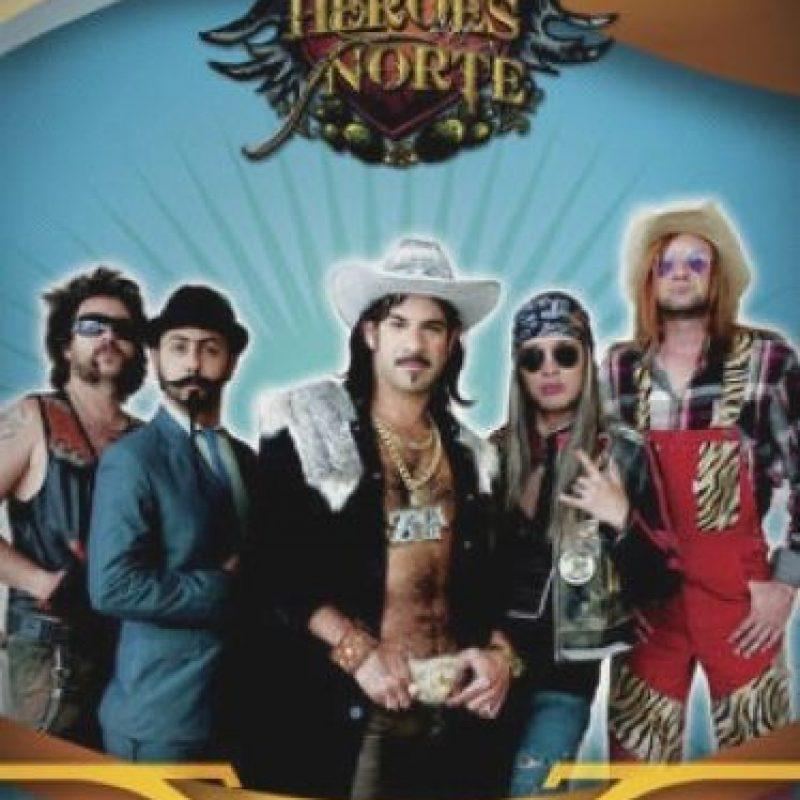 """""""Los Héroes del Norte – Temporada 3"""". Disponible a partir del 1 de septiembre. Foto:Televisa Networks"""
