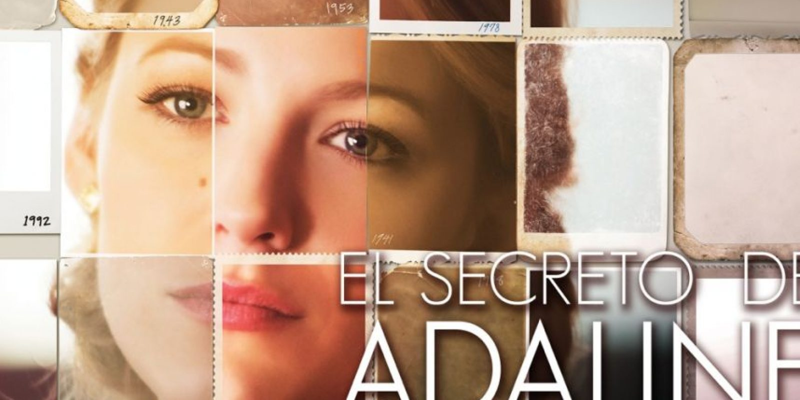 """El secreto de Adaline"". Disponible a partir del 8 de septiembre. Foto:Lions Gate Entertainment"