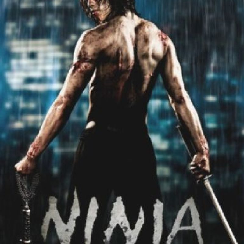 """Ninja asesino"". Disponible a partir del 1 de septiembre. Foto:Legendary Pictures"