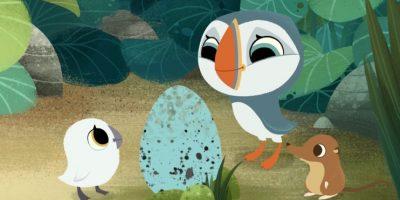 """Puffin Rock"". Disponible a partir del 1 de septiembre. Foto:Cartoon Saloon"