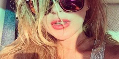 Lindsay Lohan colapsó las redes sociales con este extraño y provocativo baile