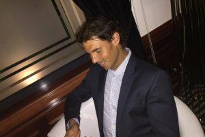 1. Rafael Nadal (España) Foto:Vía twitter.com/RafaelNadal