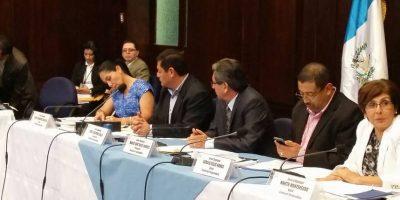 Sube presión en el Congreso por el  antejuicio contra Otto Pérez