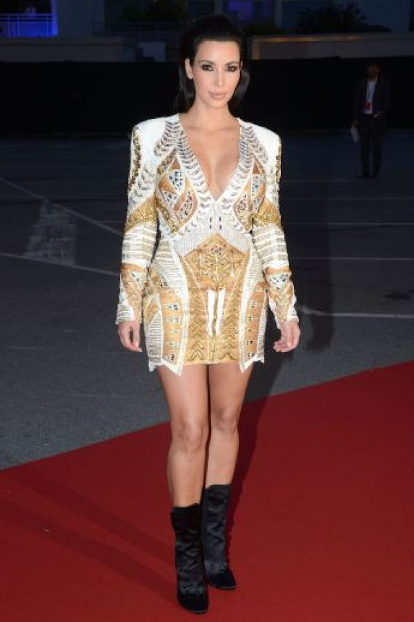 Kim Kardashian en mayo 2012 Foto: Getty Images