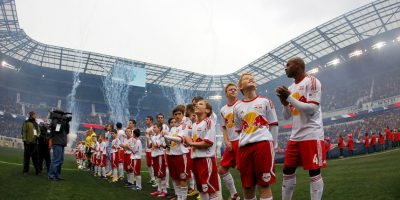 6. New York Red Bulls (Estados Unidos) Foto: Getty Images
