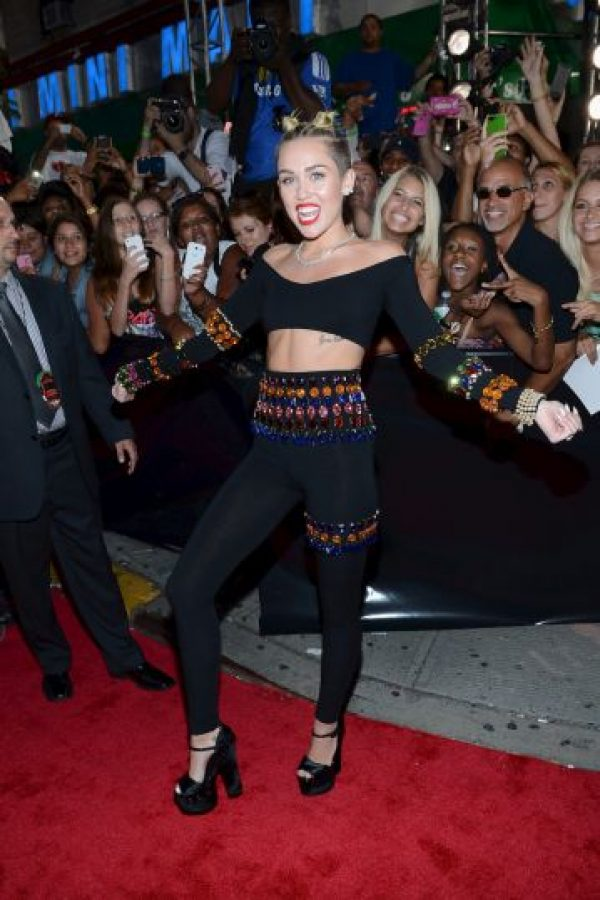 2013 MTV Video Music Awards Foto:Getty Images